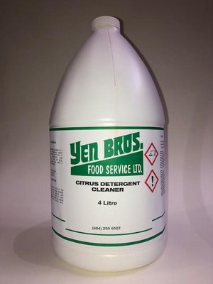 Cleaner - Bleach 6 % Liq. 3.6 LT