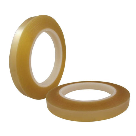 Clear Heat Thermal Tape 72 yards - Sold As Each - Sublimation Tape for Shirts, Wood, Metal, Ceramic, Glass, Coffee Mugs, and more!