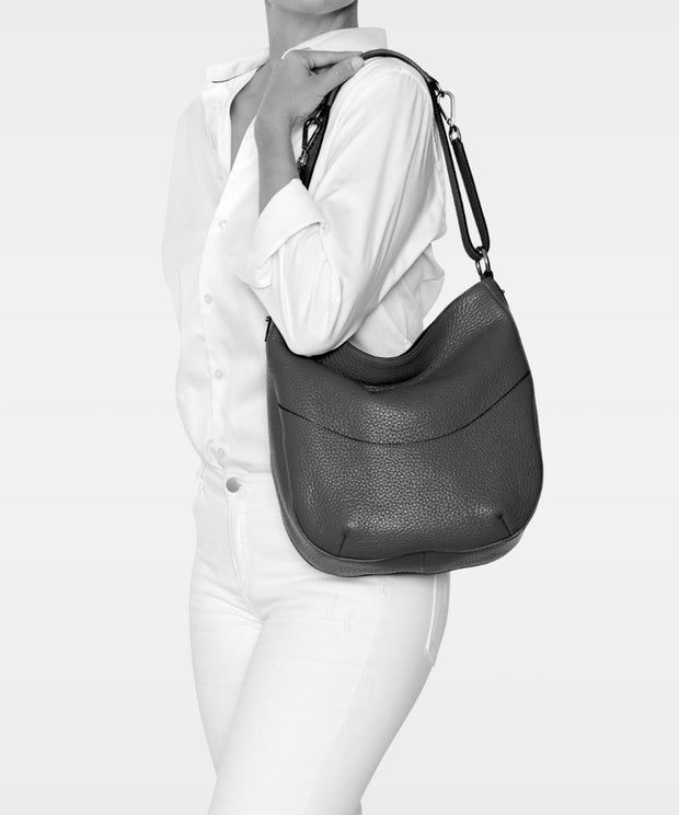 Joan Shoulder Bag - Skulder Taske - Sort - Decadent Copenhagen
