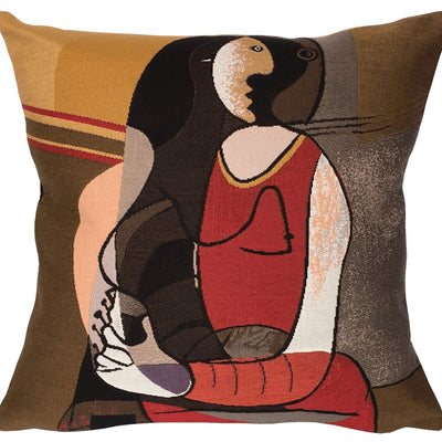 Femme Assise - Picasso - Pude - Poulin Design