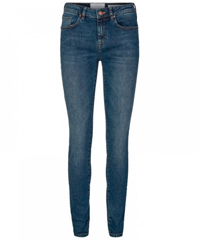Diva Skinny Wash Super Brighton - Jeans - Denim Blue - Pieszak