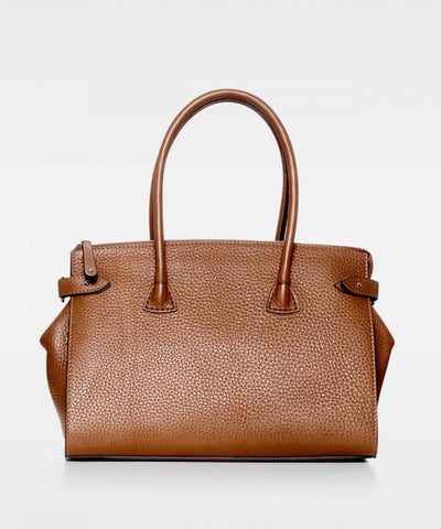 Meryl Big Shopper - Cognac - Decadent Copenhagen
