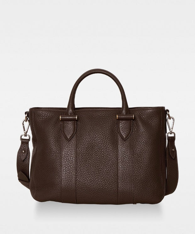 Lydia Working Bag - Taske - Mocha - Decadent Copenhagen