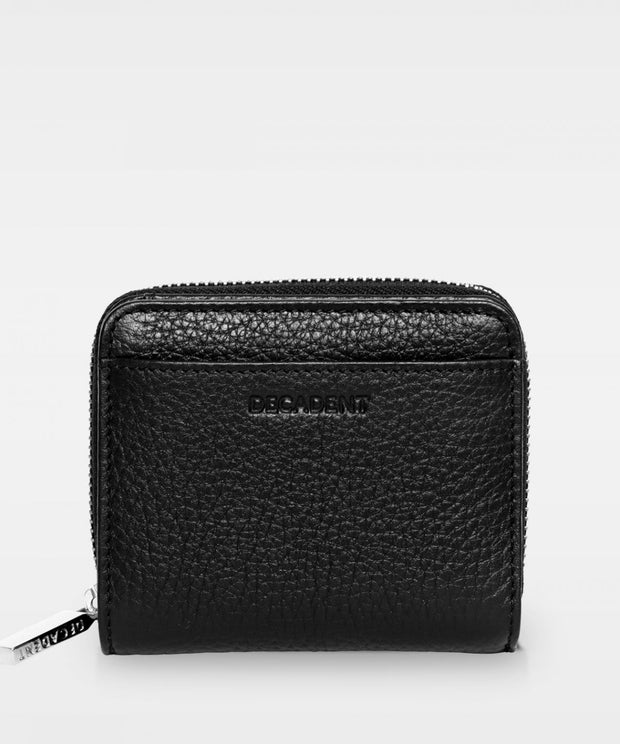 Estelle - Small Wallet - Pung - Black - Decadent