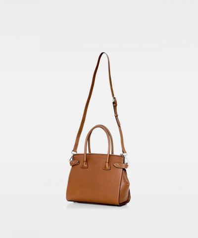 Crase X-Small Shopper - Taske - Cognac - Decadent Copenhagen