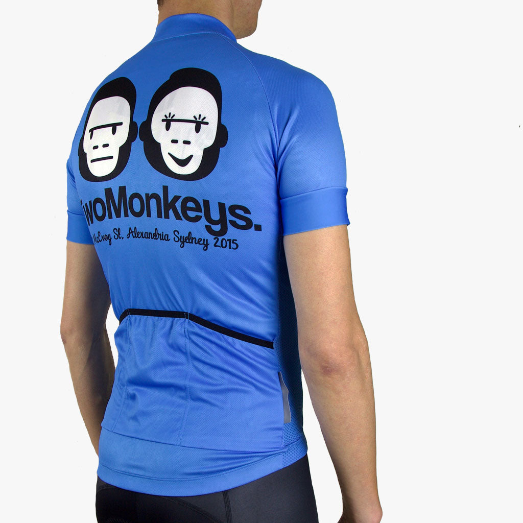 Two Monkeys OG Blue Jersey