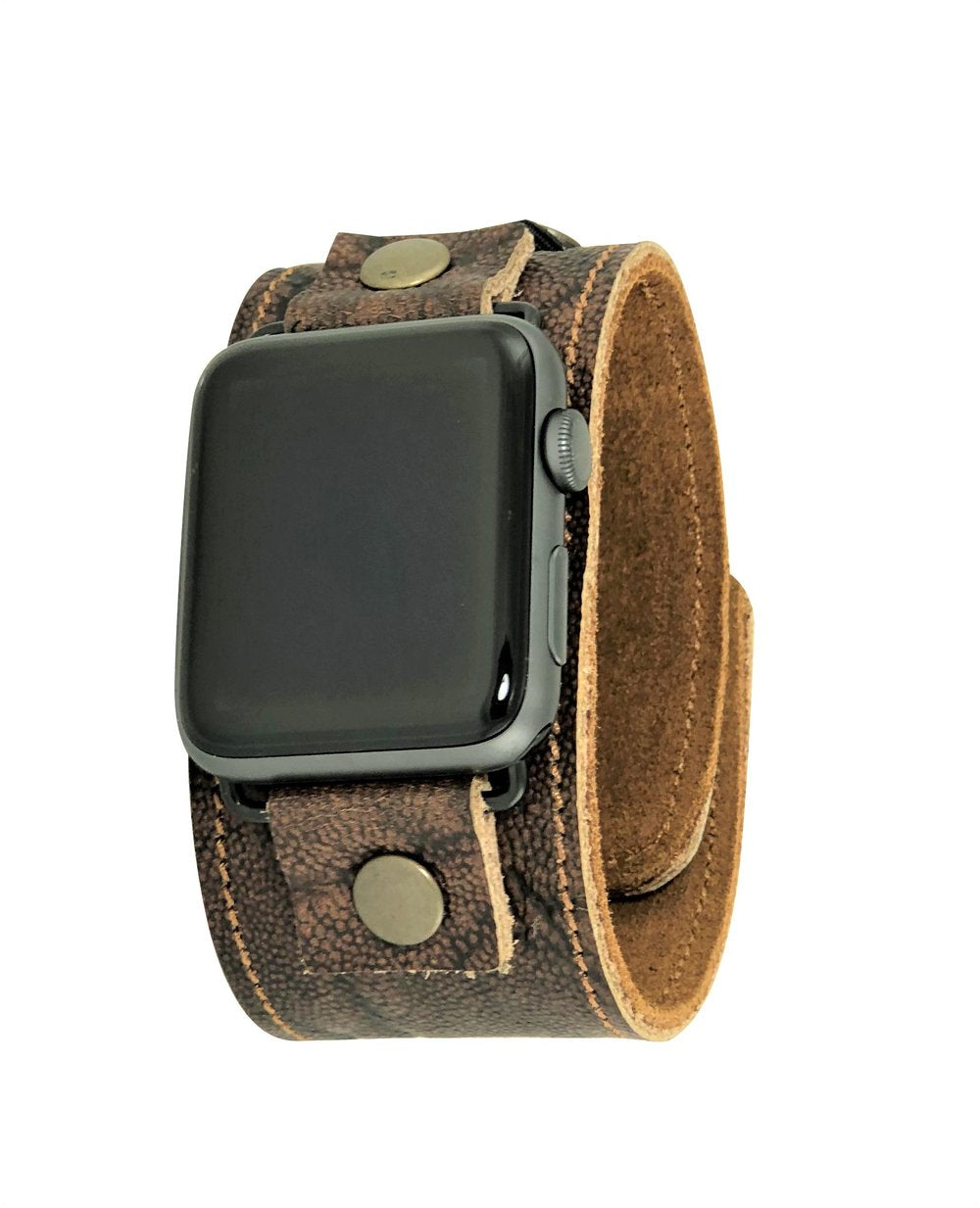 NAN Smart Watch Band - Brown