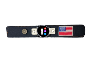 NAN Watch Band - USA Flag