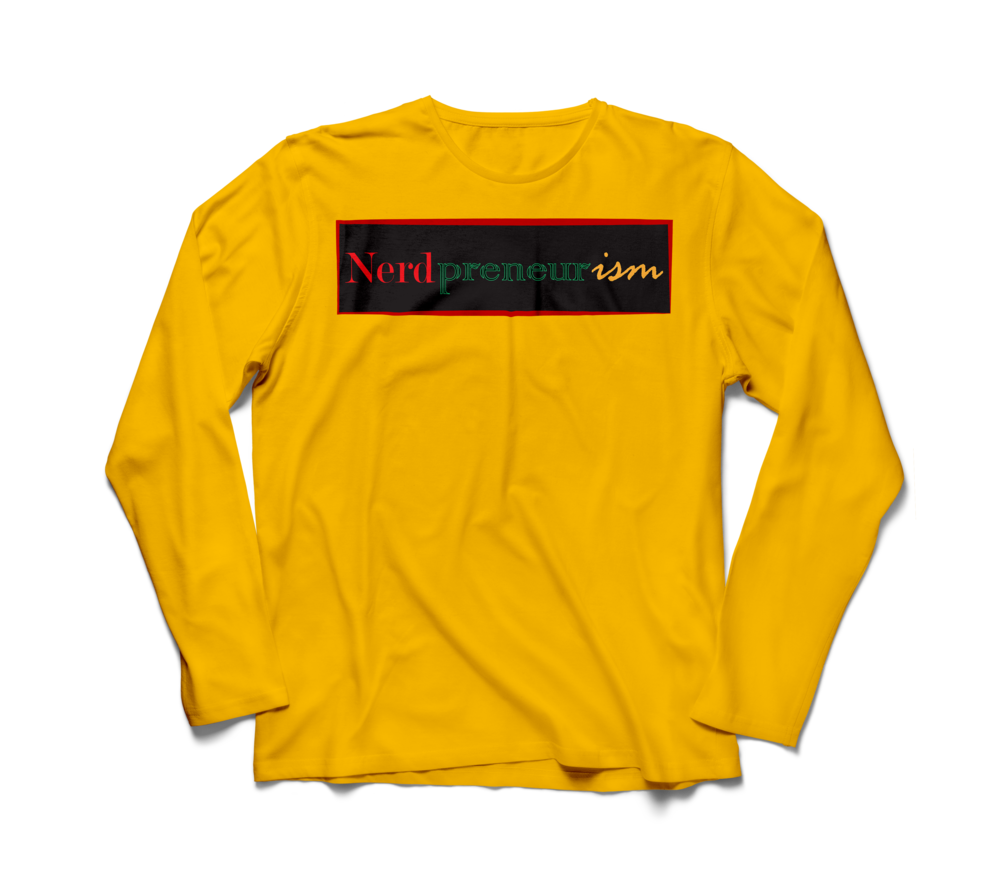 Nerdpreneurism Long Sleeve Tee