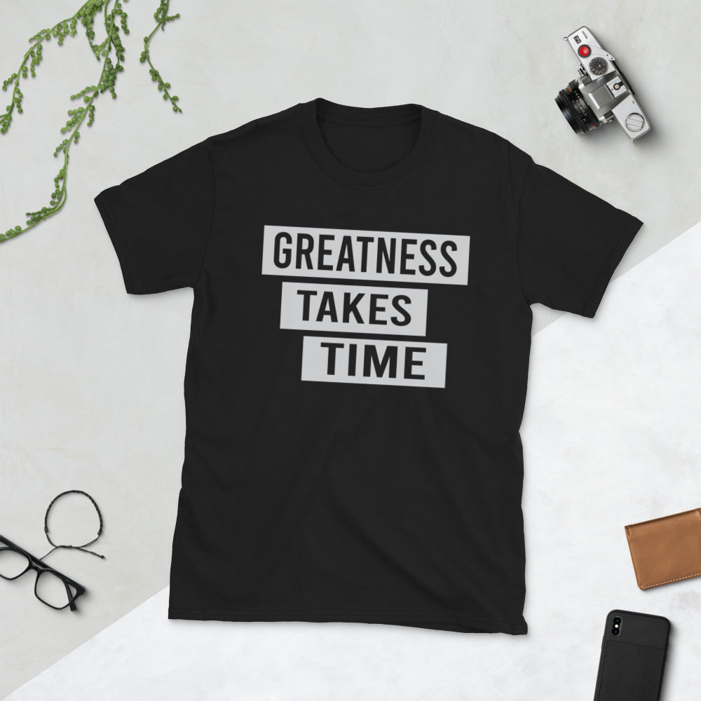 Short-Sleeve Greatness T-Shirt