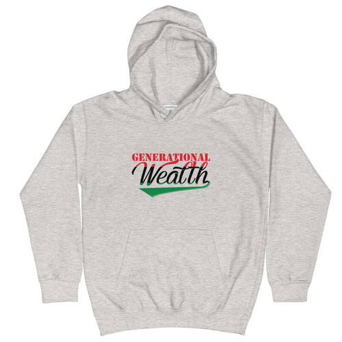 Kids Generational Wealth Hoodie