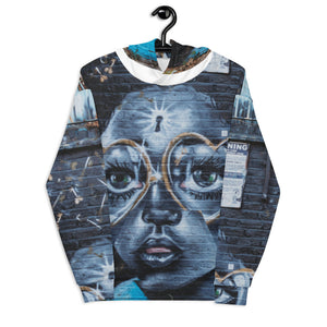 Limited Edition Women's BGM Graffiti Hoodie