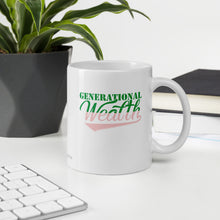 Load image into Gallery viewer, Generational Wealth Mug (Pink)