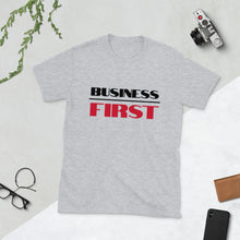 Load image into Gallery viewer, Business First T-Shirt