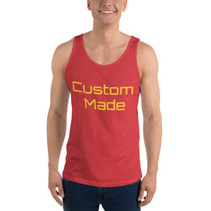 Custom Made Workout Tank Top