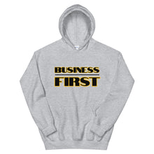 Load image into Gallery viewer, Business First Hoodie