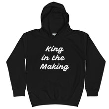 Load image into Gallery viewer, Kids King Hoodie