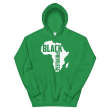 Load image into Gallery viewer, Black Priviledge  Hoodie RMX