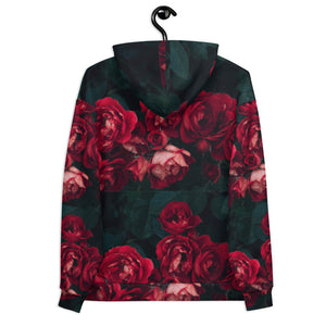 Limited Edition Dozen of Red Roses Hoodie