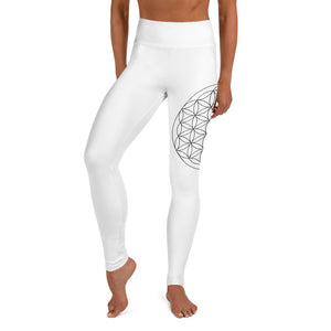 Flower of Life Yoga Leggings