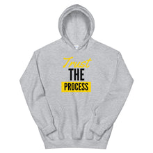 Load image into Gallery viewer, Trust The Process Hoodie