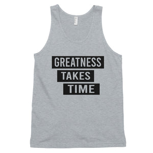 Greatness tank top (Black)