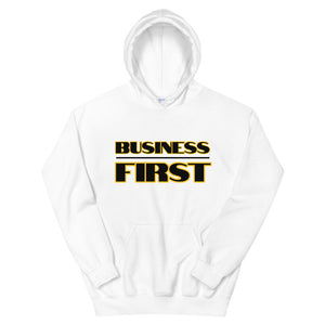 Business First Hoodie