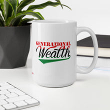 Load image into Gallery viewer, Generational Wealth Mug (Red)