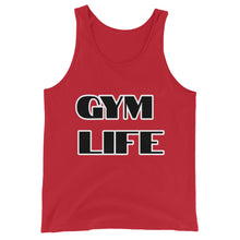 Load image into Gallery viewer, Gym Life Tank Top