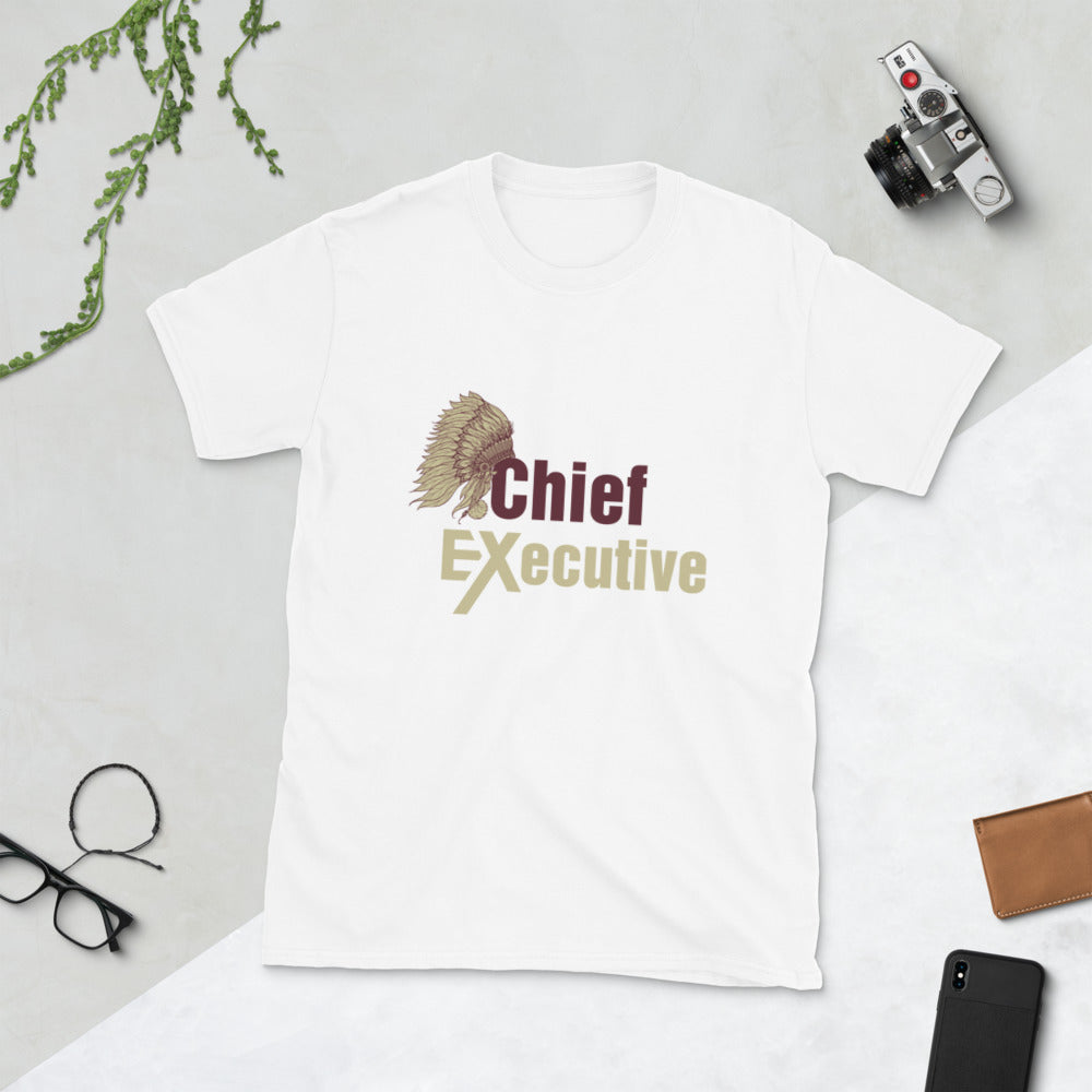 Short-Sleeve Chief Exec T