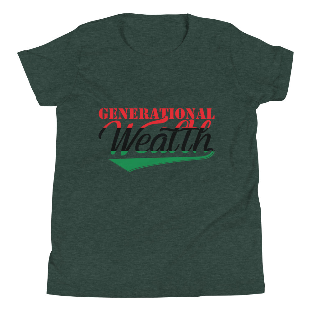 Youth Generational Wealth T-Shirt
