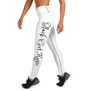 Black Girl Magic Yoga Leggings
