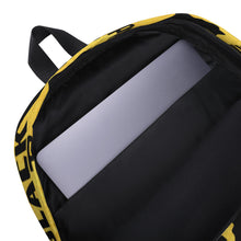 Load image into Gallery viewer, Black Privilege Gold Backpack (Black)