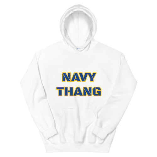 NAVY Thang Hoodie