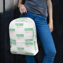 Load image into Gallery viewer, Ladies Generational Wealth Backpack (Pink & Green)