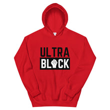 Load image into Gallery viewer, Ultra Black Hoodie