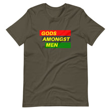 Load image into Gallery viewer, Gods Amongst Men T-Shirt (Pan African)