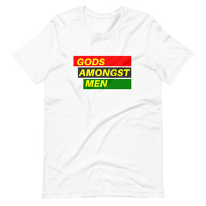 Gods Amongst Men T-Shirt (Pan African)