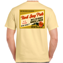 Load image into Gallery viewer, Red Jug Pub Cortland Join the Club T-Shirt
