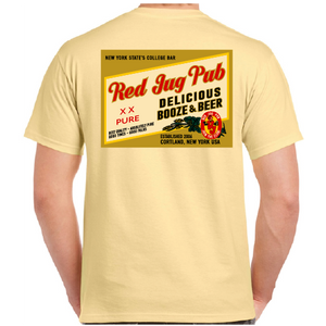 Red Jug Pub Cortland Join the Club T-Shirt