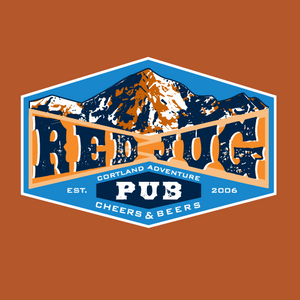 Red Jug Pub Cortland Adventure T-Shirt