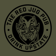 "Load image into Gallery viewer, Red Jug Pub Brockport ""Decorated Boozer"" T-Shirt"