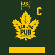 Load image into Gallery viewer, Red Jug Pub Brockport Leafs Long Sleeve T-Shirt