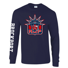 Load image into Gallery viewer, Red Jug Pub Brockport New York Hockey Long Sleeve T-Shirt