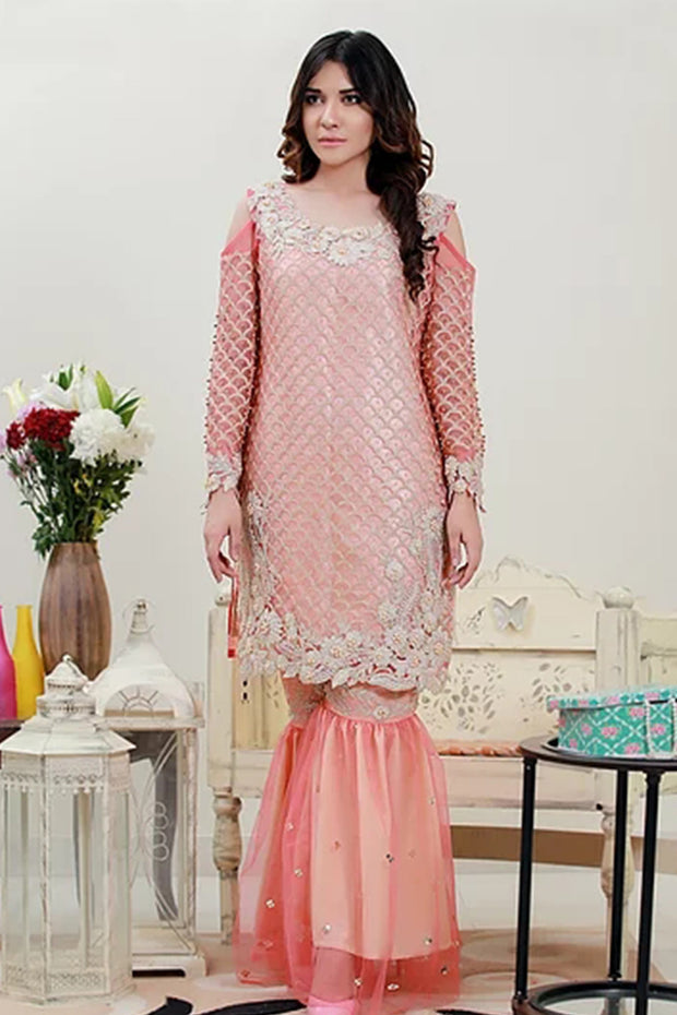 Glorified in Pink - Sidra Mumtaz