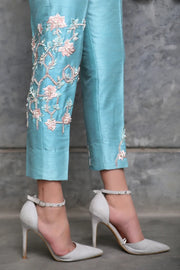 Whimsical Trousers - Henna Mehndi