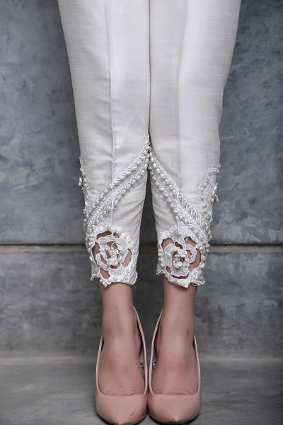 Bejewelled Trousers - Henna Mehndi