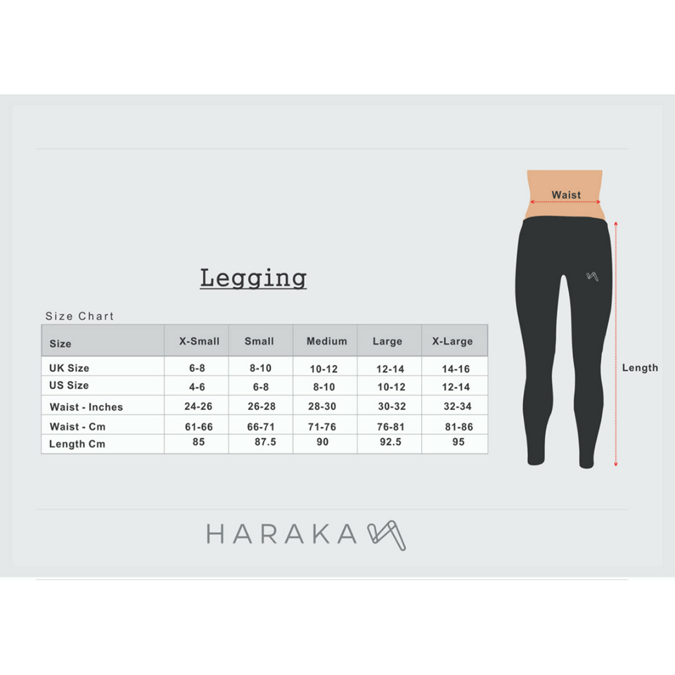 Bare Necessities Tights - Haraka