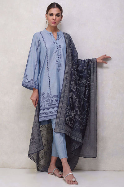 MN-1119-BP-S-46-BLUE - Nida Azwer