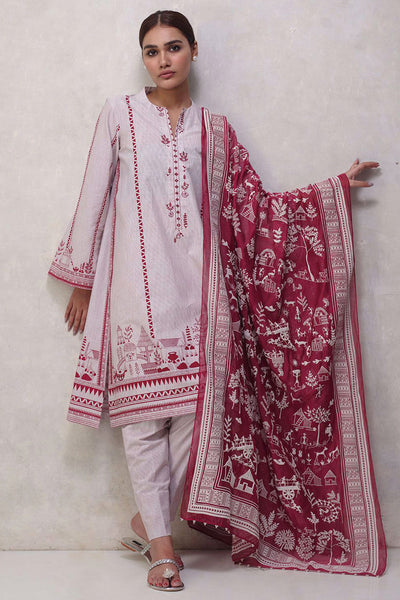 MN-1119-BP-S-46-WHITE - Nida Azwer
